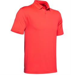 Under Armour Crestable Performance Polo heren polo rood