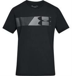 Under Armour Fast Left Chest Short Sleeve heren sportshirt zwart