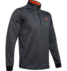 Under Armour Fleece 1/2 Zip heren sportsweater antraciet