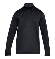 Under Armour Fleece 1/2 Zip heren sportsweater zwart