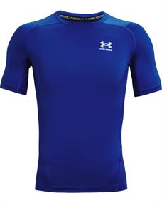 Under Armour HeatGear? Armour heren compressie shirt blauw