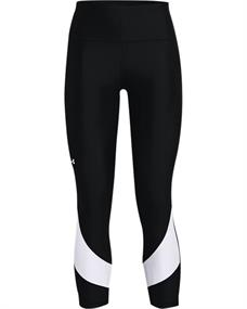 Under Armour HeatGear? Armour Taped 7/8 dames hardloopbroek lang zwart