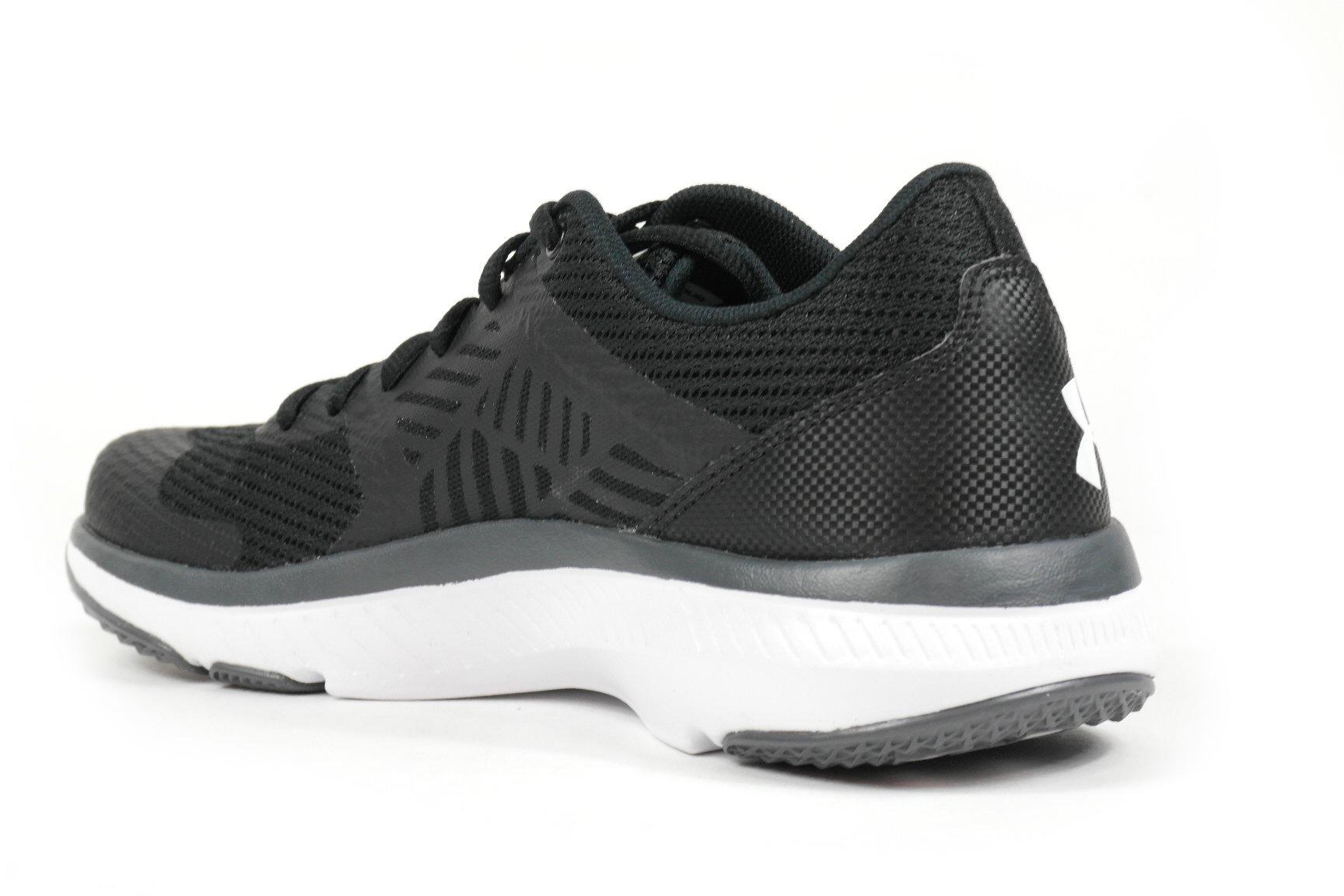 Noir Chaussures Underarmour A6EKd8k