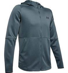 Under Armour MK-1 Full Zip Hoodie heren sportsweater antraciet