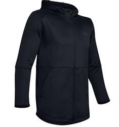 Under Armour MK-1 Fuul Zip Hoodie heren sportsweater zwart