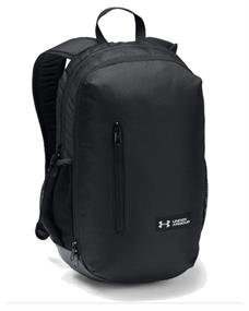 Under Armour NOS UA Roland Backpack-BLK.Black /B tennis rugzak zwart