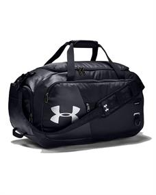 Under Armour NOS Undeniable Duffel 4.0 MD.Black sporttas zwart