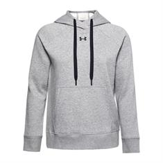 Under Armour Rival Fleece HB dames sportsweater grijs