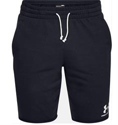 Under Armour SPORTSTYLE TERRY SHORT heren sportshort zwart