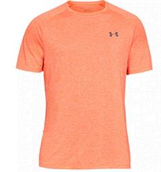 Under Armour Tech 2.0 heren sportshirt oranje