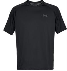 Under Armour Tech 2.0 heren sportshirt zwart