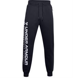 Under Armour UA Rival Fleece MAX Jogger heren sportbroek zwart