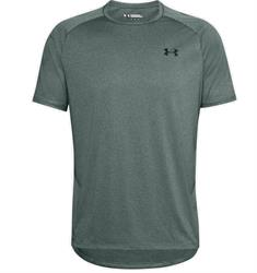 Under Armour UA Tech 2.0 SS Tee Novelty heren sportshirt petrol