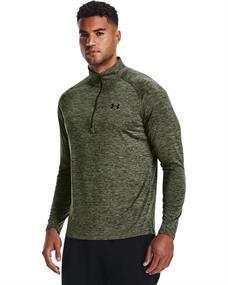 Under Armour UA TechT 2.0 heren sportsweater donkergroen