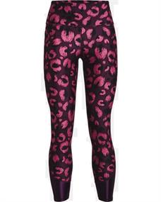 Under Armour UA TechT Vent dames hardloopbroek lang paars dessin