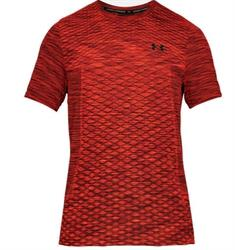 Under Armour Vanish Seamless heren sportshirt rood