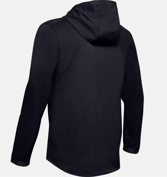 Under Armour Vanish Woven Jacket heren hardloopjack zwart