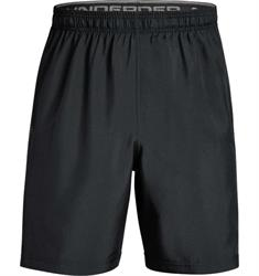 Under Armour Woven Graphic Short heren sportshort zwart