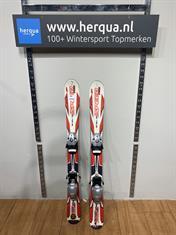 V3 tec 101-2323 Speed Pro kinder ski gebruikt rood