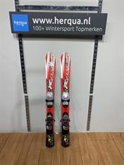 V3 tec 109-552 Cross kinder ski gebruikt rood