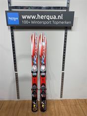 V3 tec 119-536 XTR kinder ski gebruikt rood