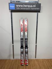 V3 tec 122-2743 Race kinder ski gebruikt rood