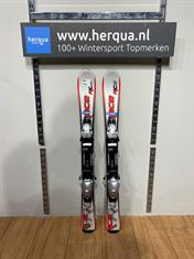 V3 tec 134-2567 Race kinder ski gebruikt rood