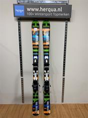 V3 tec 2-2630 Scoop kinder ski gebruikt groen