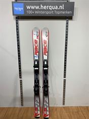 V3 tec 4-2580 Race RC5 kinder ski gebruikt rood