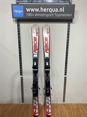 V3 tec 47-2786 Race kinder ski gebruikt rood