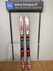 V3 tec 49-2681 Race kinder ski gebruikt rood