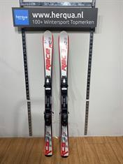 V3 tec 54-2787 Race kinder ski gebruikt rood