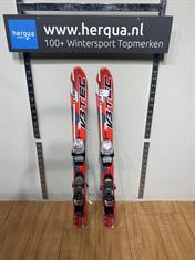 V3 tec 69-531 Team kinder ski gebruikt rood