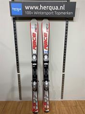 V3 tec 7-2475 Race RC5 kinder ski gebruikt rood