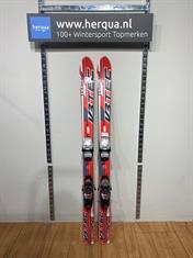 V3 tec 74-2475 Team kinder ski gebruikt rood