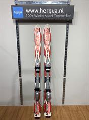V3 tec 81-2546 Speed Pro kinder ski gebruikt rood