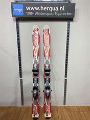 V3 tec 84-643 Speed Pro kinder ski gebruikt rood