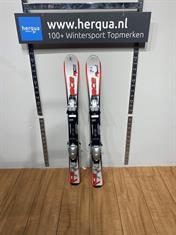 V3 tec 85-2556 Race kinder ski gebruikt rood