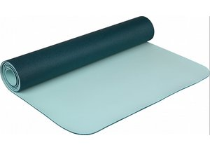 V3 tec Double Layer Yoga Mat excercise mat petrol
