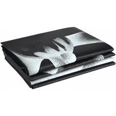 V3 tec ECO BASIC Yoga Faltmatte.dunkelgrau excercise mat antraciet