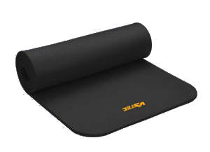V3 tec Fitness Mat excercise mat zwart