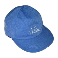 Valuta Brand Script Cap caps denim