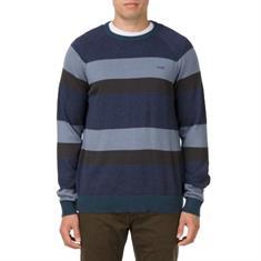 Vans Agnew heren sweater antraciet