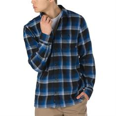 Vans Anti H Wired Flannel heren overhemd marine