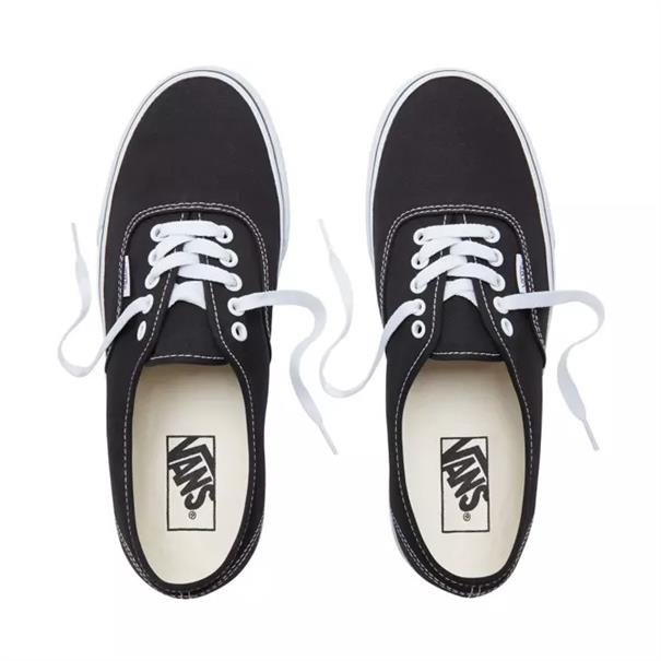 Vans Authentic Black dames sneakers zwart