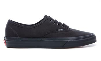 Vans Authentic Dames sneakers ZWART