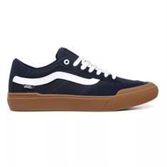 Vans Berle Pro Dress Blues Gum heren sneakers marine