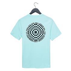 Vans Checkered jongens skate shirt mint