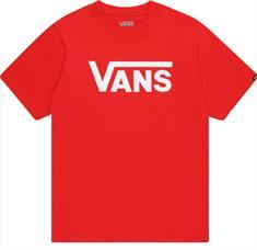 Vans Core Tee heren shirt rood
