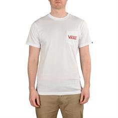 Vans Core Tee heren shirt wit